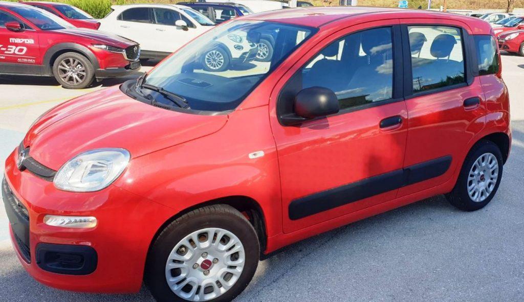 FIAT PANDA EASY 1.2 69HP 2019