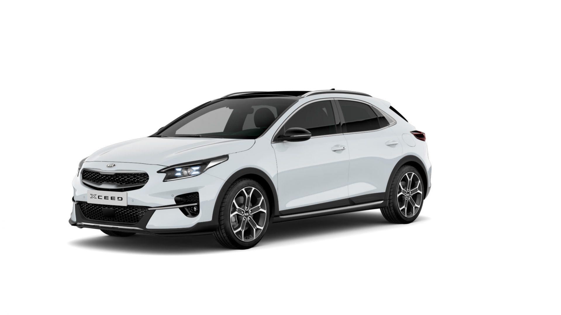 KIA XCEED OPTIMUM 1.5T 160HP 48V HYBRID 2021