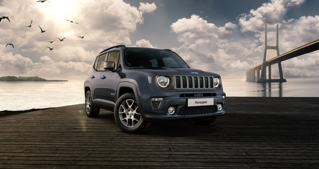 JEEP RENEGADE PLUG IN AT6 4X4 LIMITED 1.3 240HP 2021