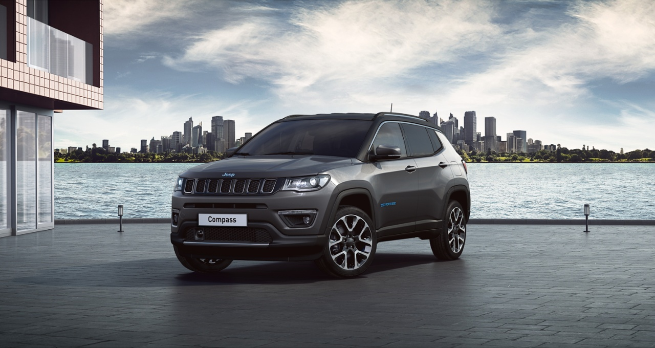 Jeep Compass PLUG IN AT6 4X4 LIMITED 1.3 240HP 2021