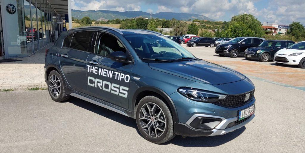 FIAT TIPO CROSS 1.0 100HP 2021