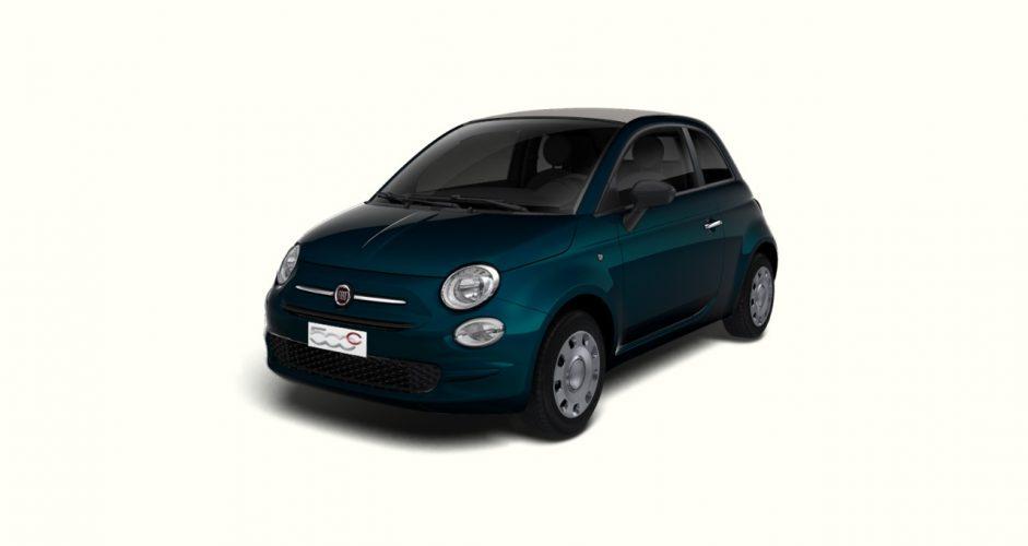 FIAT 500 CABRIO CULT 1.0 70HP HYBRID 2021