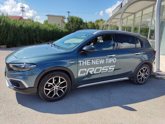 FIAT TIPO CROSS 1.0 100HP-4