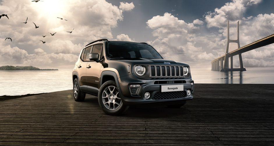 JEEP RENEGADE PLUG IN AT6 4X4 LONGITUDE 1.3 190HP 2021
