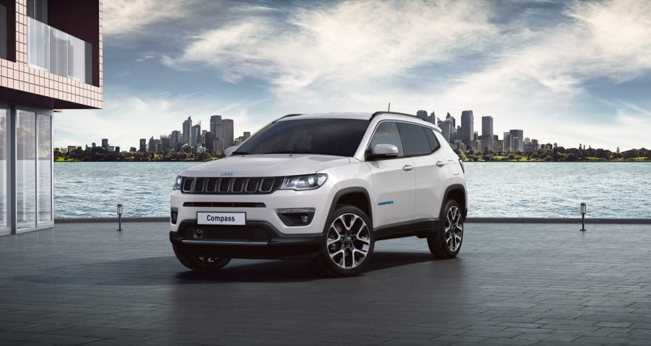 Jeep Compass PLUG IN AT6 4X4 LONGITUDE 1.3190HP 2021