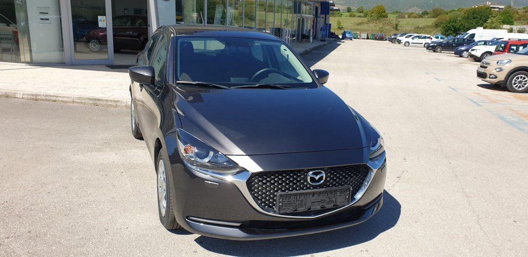 Mazda 2 CHALLENGE 1.5 90HP HYBRID 2020