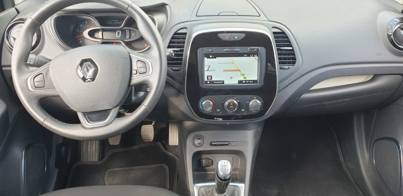 Renault Captur 1.5cc 95hp-5