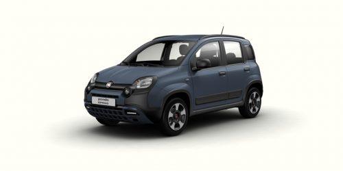 FIAT PANDA CITY CROSS 1.0 70HP HYBRID 2021